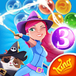 Bubble Witch 3 Saga 6.2.7 МOD APK (Unlimited Life) 1