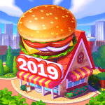 Cooking Madness A Chef's Restaurant Games 1.5.5 MOD APK (Unlimited Money) 1